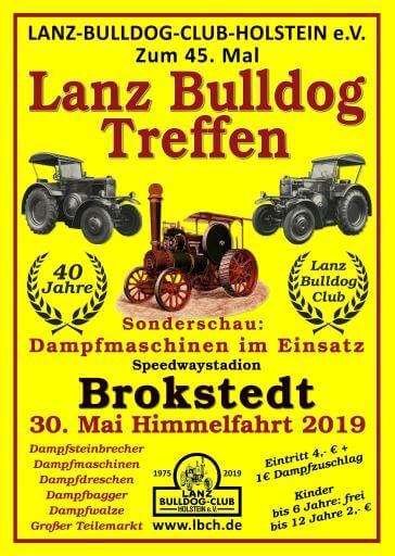 Oldtimerfreunde Probstei beim LBCH in Brokstedt